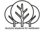 Logo Deutsche Akademie für Waldbaden Shinrin-Yoku Waldbaden Kurse